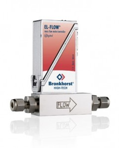 Bronkhorst El-Flow Mass Flow Meters and Mass Flow Controllers