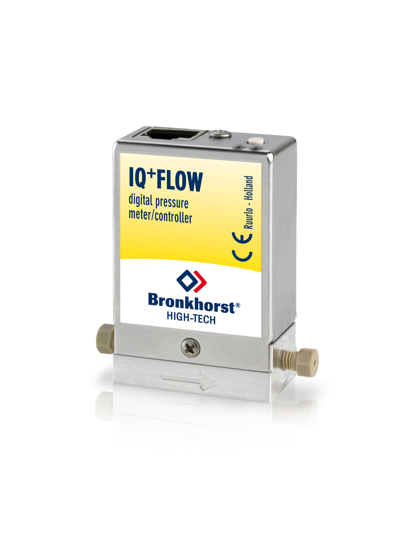 IQ+ Compact Pressure Transducers and Controllers