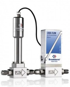 Precise mass flow liquid dosing systems