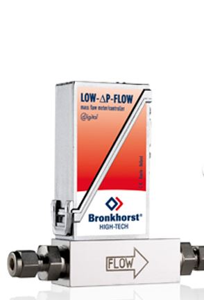 Bronkhorst Low delta P Mass flow meter