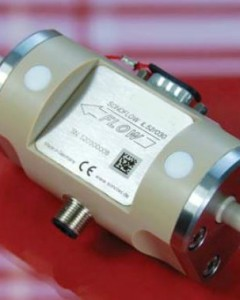 Inline ultrasonic Low flow sensor