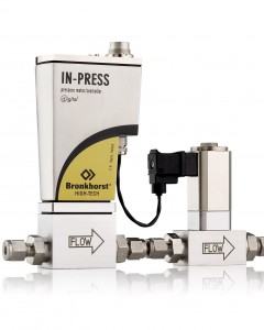 In Press Digital Pressure Transducers and Controllers