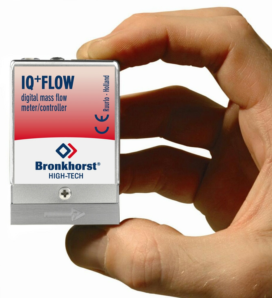 IQ+ Flow Micro Fluidic Gas Mass Flow Controllers