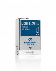LIQUI-FLOW mini liquid mass flow meters